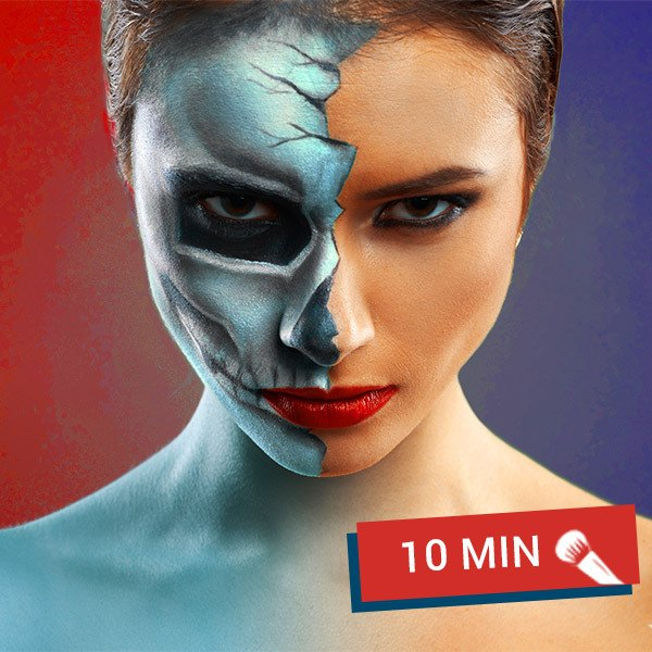 Last-Minute: The 2020 Easy and Quick Halloween Makeup Ideas